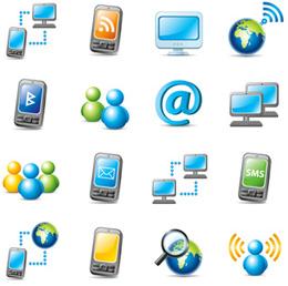 様々なデータ通信が可能